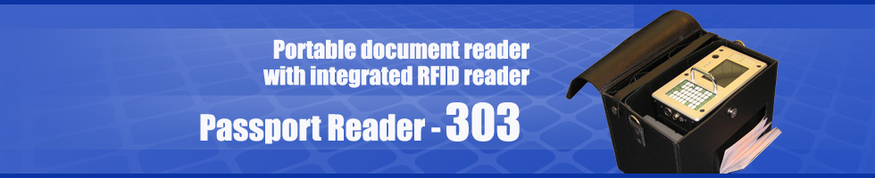 PR303 | Passport Readers | Document Readers | ARH Inc.